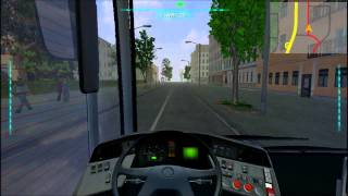 European Bus simulator 2012 (Gameplay)