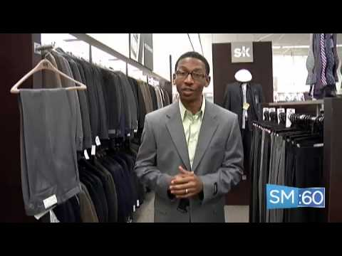 Style Minute | Ep 031 | Remove Label From Suit Coat Sleeves