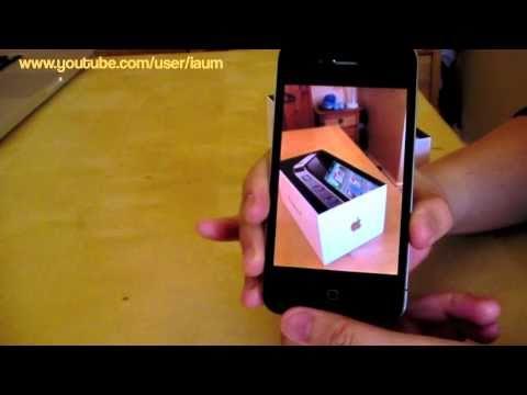 [HD] iPhone 4 Review ตอนที่ 2 ทีเด็ด กล้อง และ HD video