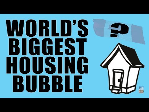 Guess Where the Biggest Housing Bubble in the World is in 2017! Hint: Not in Asia