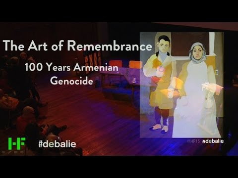 The Art of Remembrance: 100 Years Armenian Genocide - De kunst van het herinneren - #HF15