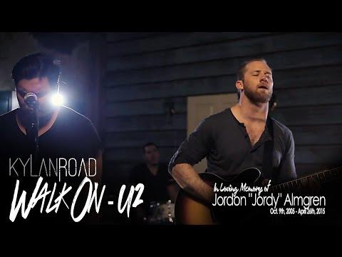 """Kylan Road performing """"Walk On"""" - U2"""