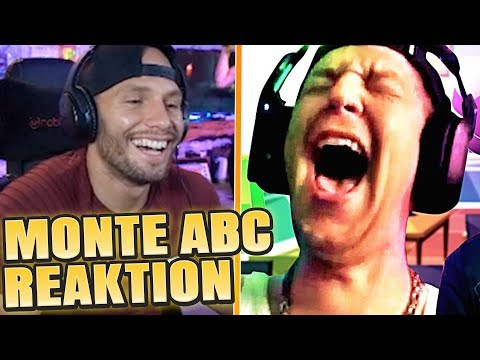 Flying Uwe reagiert auf DAS MONTE ABC😂 Flying Uwe Reaktion