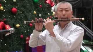 Chinese Folk Musical Instruments (Dizi and Erhu) performance at YESS Center Florida
