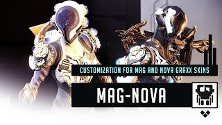 FashionFrame: NOVA & MAG Graxx Customization