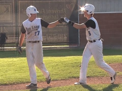 Section 8A Baseball: Red Lake County vs. Blackduck