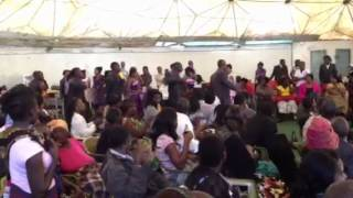 Zambian Wedding Dance Moves