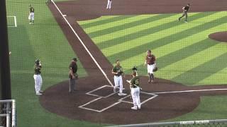 Baseball Highlights: Southeastern Louisiana 10, Nicholls 3 (4/21/2018)
