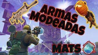 Armas Modeadas /Legacy /raras Fortnite Salvar el mundo /fortnite sauver le monde / canons modded /rare