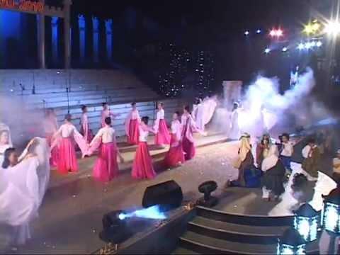 9 - Múa : Cung Đàn Mùa Đông - Dòng Mến Thánh Giá Xuân Lộc
