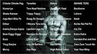 New Top 40 Hindi Songs For Gym-2018 (Updated- August) | High Quality and Noise Free