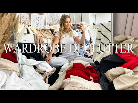 WARDROBE CLEAR OUT & DECLUTTER + MY SPRING/SUMMER CLOTHING SWITCH OVER