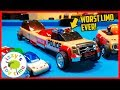 Cars  | AUTOMOBLOX! WORST LIMO EVER! Fun Toys