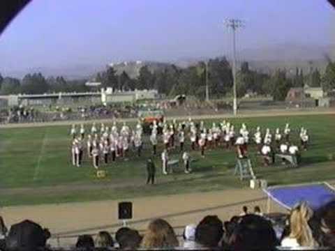 North Bakersfield High School 1996