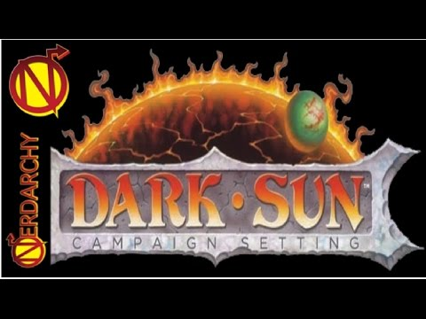 Dark Sun 10 Reasons 5th Edition Dungeons Dragons Needs It Youtube