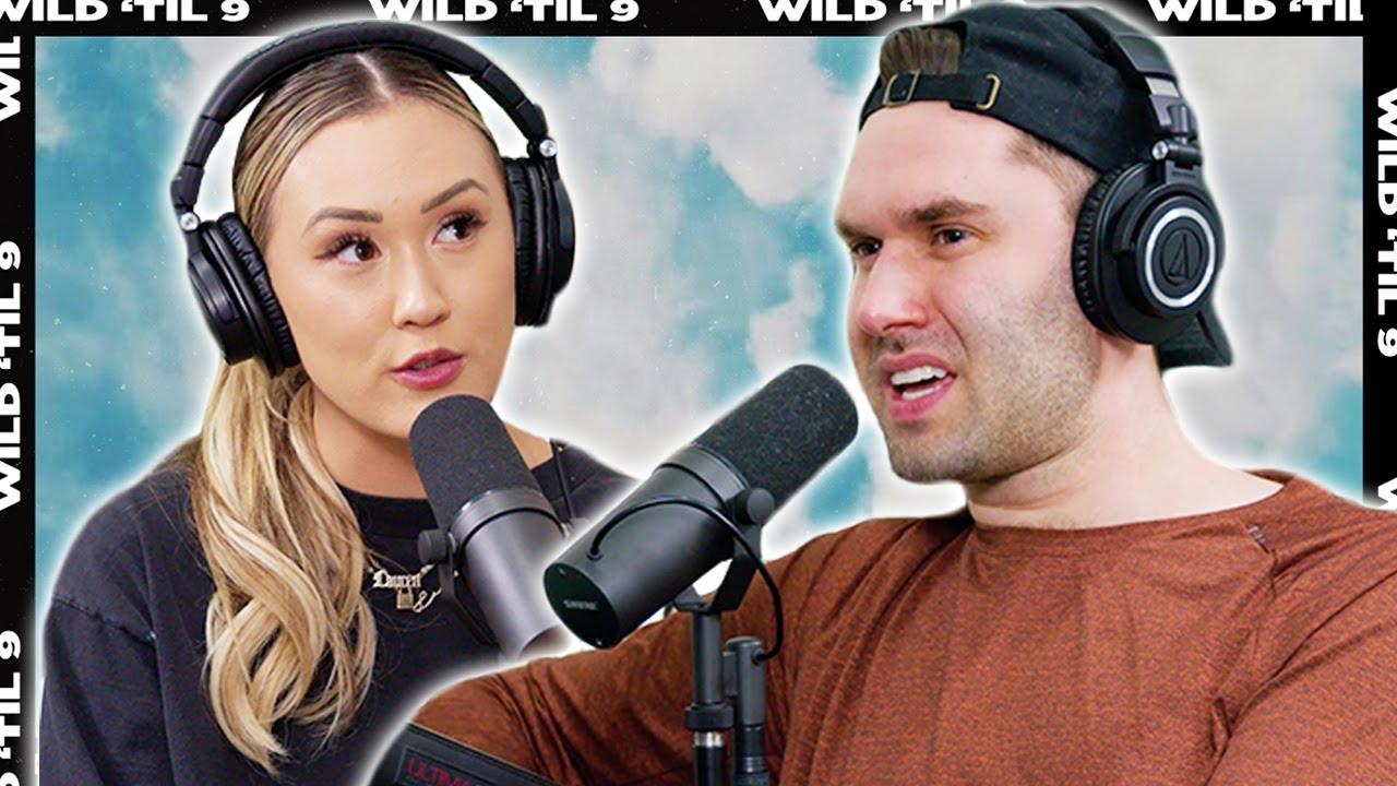 Lasered my V*g & Got Recognized | Wild 'Til 9 Episode 45