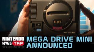 Sega Unveils the Mega Drive Mini and a Retro Switch Collection | Nintendo Wiretap