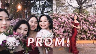 [Youjin유진] PROM VLOG 💃🏻미국 고등학생의 프롬 파티 브이로그! (ft. 역대급 흥)🔥