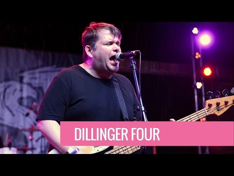 Dillinger Four @ The Fest 15