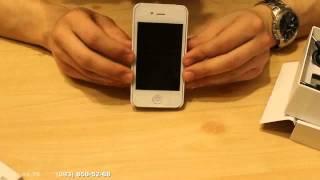Электрошокер в виде мобильного телефона IPHONE 4S купить в Киеве(, 2014-11-18T08:49:40.000Z)