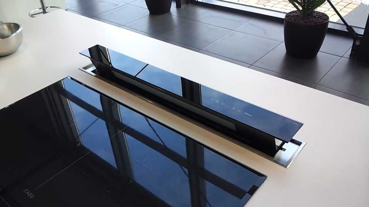 falmec downdraft nolte groenlo youtube. Black Bedroom Furniture Sets. Home Design Ideas
