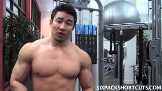 Treino Costas: Fique com Costas em V Definido - Back Workout Thumbnail