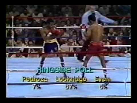 Eusebio Pedroza | Rocky Lockridge 1/7