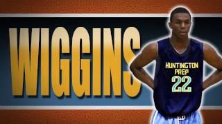 Andrew Wiggins Sophomore Season Mix - #1 Player in 2013 - Huntington Prep