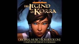 Legend of Korra OST 18 -- Firebending Training