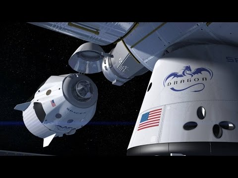 Docks for SpaceX, Boeing to be installed on ISS