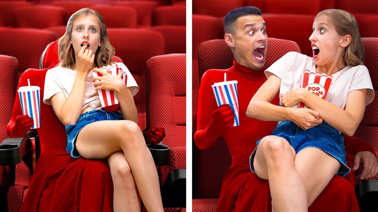 22 Situaciones Graciosas e Incómodas en el Cine