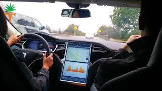 Flashback!  2012 Tesla Model S Test Drive!