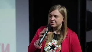 Airplane insights of the Technological festival Director | Polina Mozgaleva | TEDxTomsk