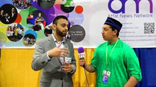 MKA USA Spokesperson Harris Zafar at Jalsa Salana 2016   |  ANN