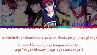 Video Bts-Go go sub indo [han,rom,indo] Lyric download MP3, 3GP, MP4, WEBM, AVI, FLV Mei 2018