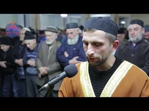Ночной намаз в Центральной джума-мечети г. Избербаш