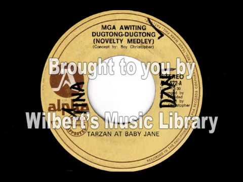 MGA AWITING DUGTONG-DUGTONG - Tarzan & Baby Jane