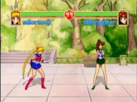 3DO Sailor moon S - YouTube