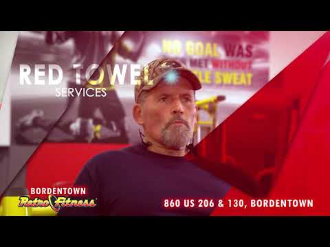 Bordentown NJ Retro Fitness 2018 TV Commercial 30 Seconds