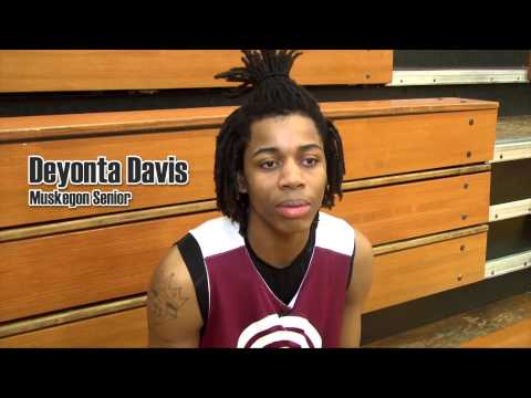 In-Focus: Muskegon basketball Deyonta Davis