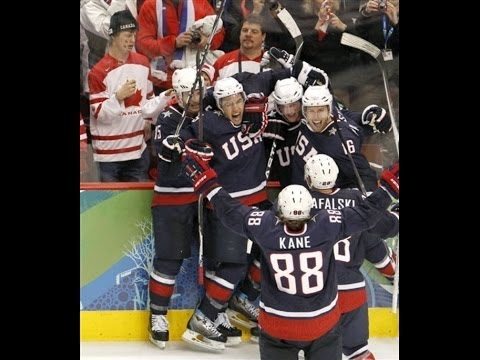 Team USA Hockey Prediction 2014