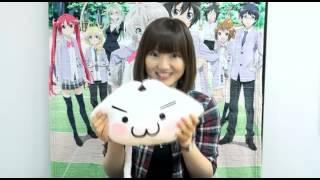 TVアニメ「這いよれ!ニャル子さん」第2期決定 阿澄佳奈コメント映像 ...