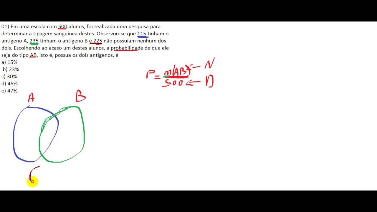 Diagrama de venn e probabilidade essa youtube diagrama de venn e probabilidade essa ccuart Choice Image