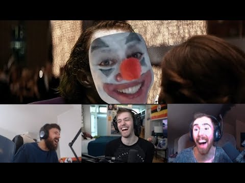 Forsen, Sodapoppin and Asmongold react to The Twitch Knight w/ chat