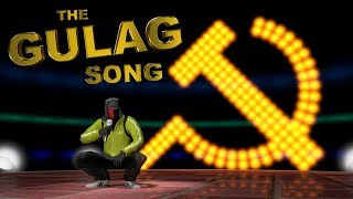 """THE GULAG SONG: """"All Winter Long"""" (Animated music video) Parody of """"All Summer Long"""""""
