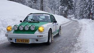 Winter Trial 2018 - Classic car race