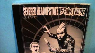 Severed Head of State(USA) split live Scum Noise(BRA) - Full Album