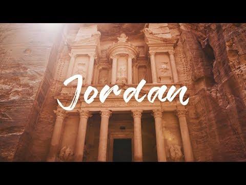 Walking Jordan // omar aref