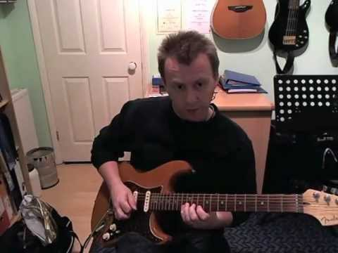 I'll See The Light Tonight Solo Intro - How To Play