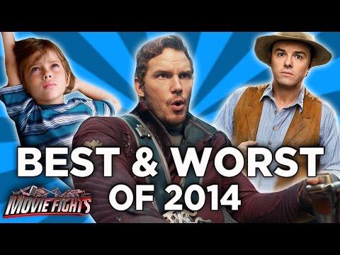 Best & Worst of 2014 - MOVIE FIGHTS!